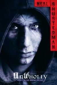 UnWholly by Neal Shusterman - read or download the free ebook online