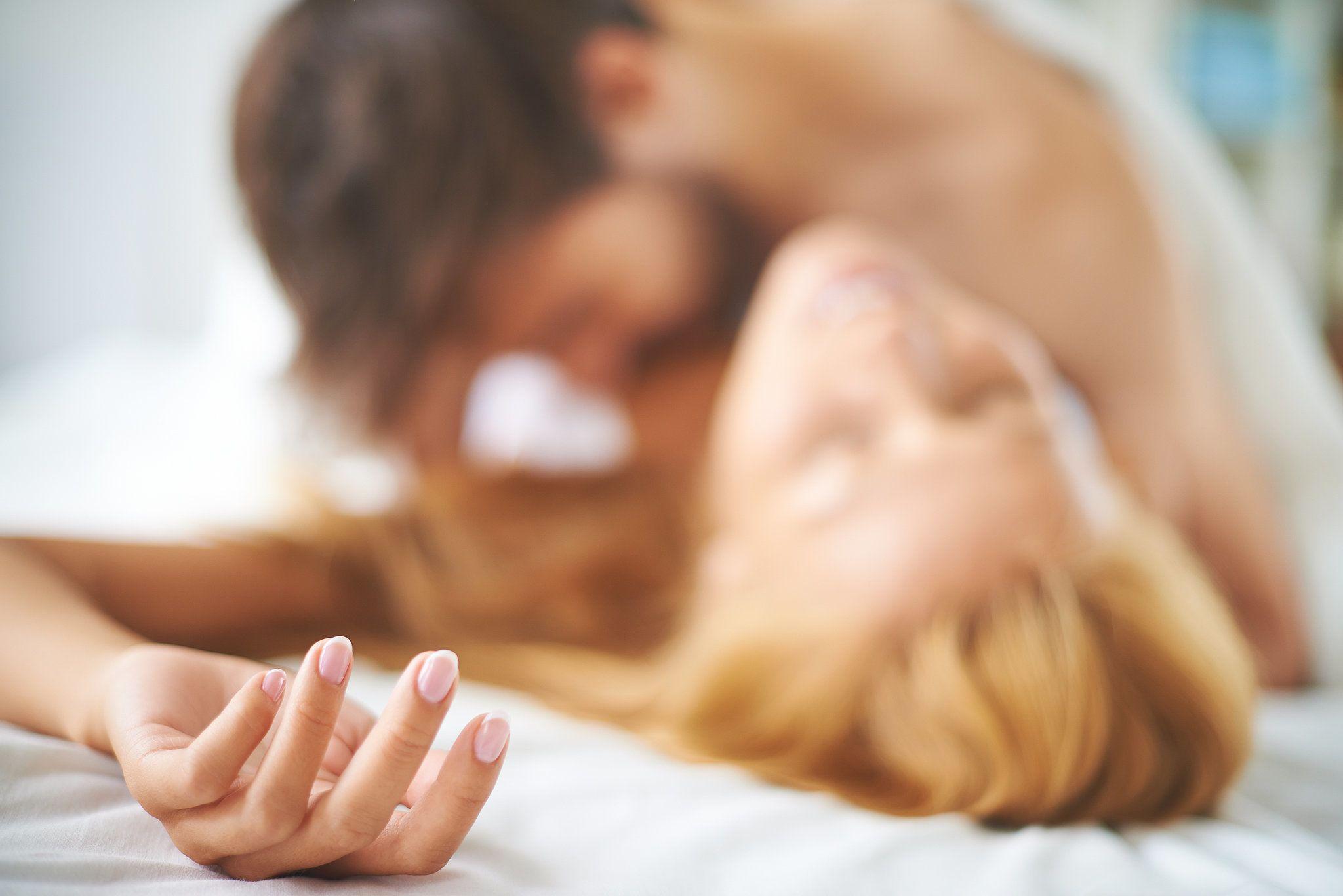 Orgasm with parner