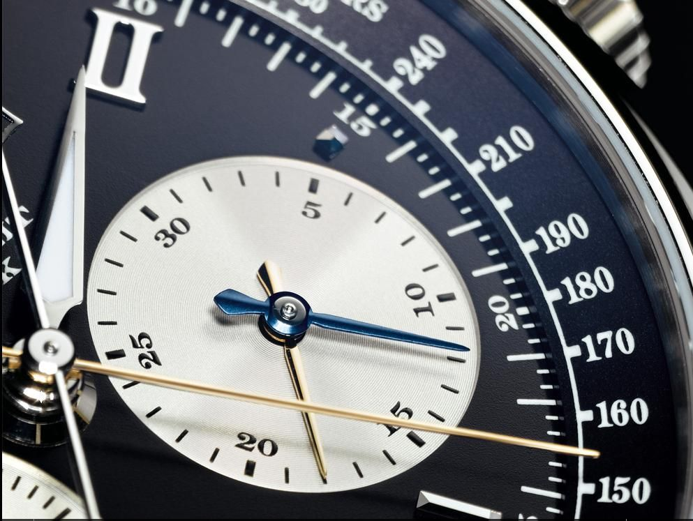 Luxury Watches: A. Lange & Sohne double split
