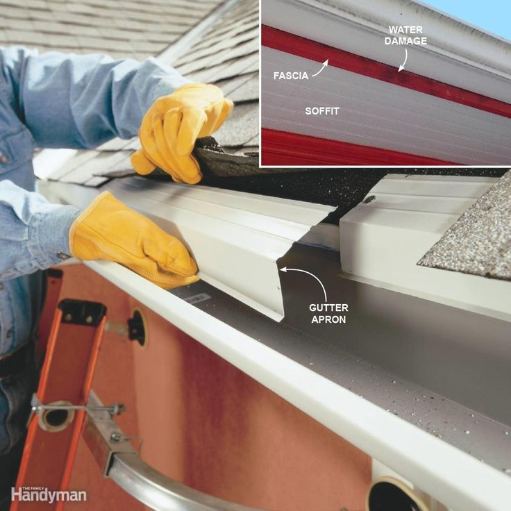 10 Roof Problems And What To Do About Them How To Install Gutters Gutters Home Repairs