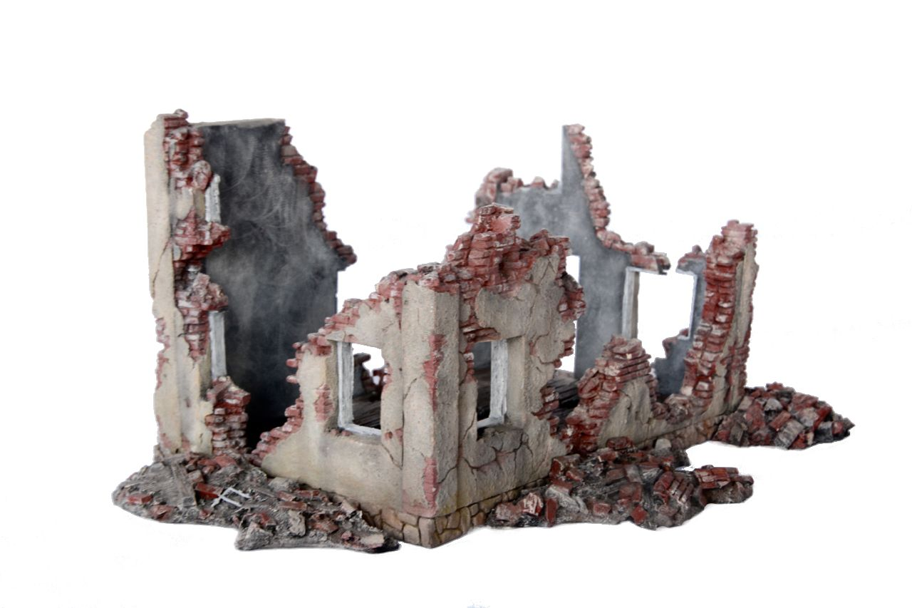 Ruined building 4