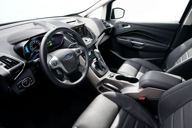 2013 Ford C Max Hybrid Interior Cars Auto Drivedana