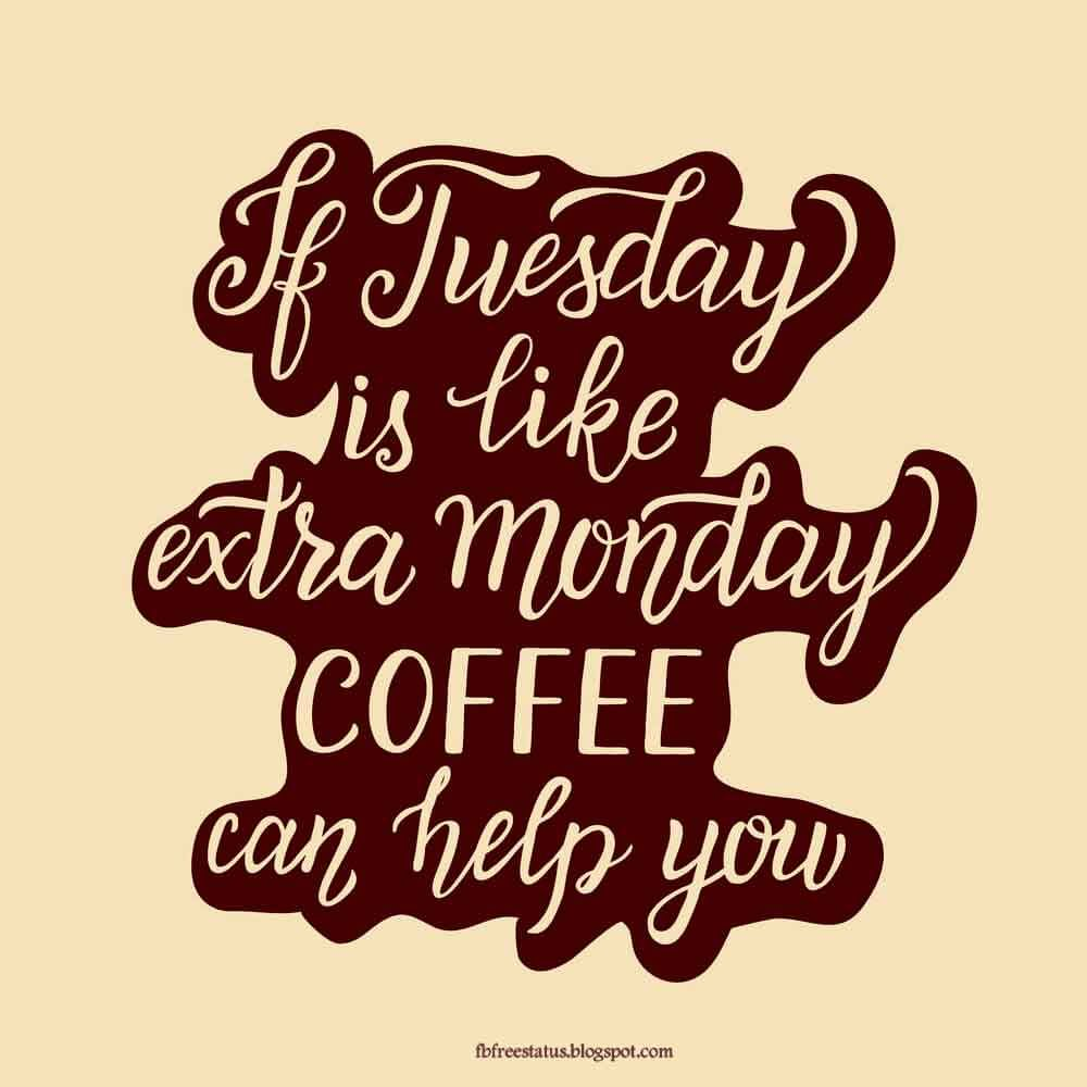 Funny Tuesday Quotes To Be Happy On Tuesday Morning Tuesday Quotes Happy Tuesday Quotes Tuesday Motivation Quotes