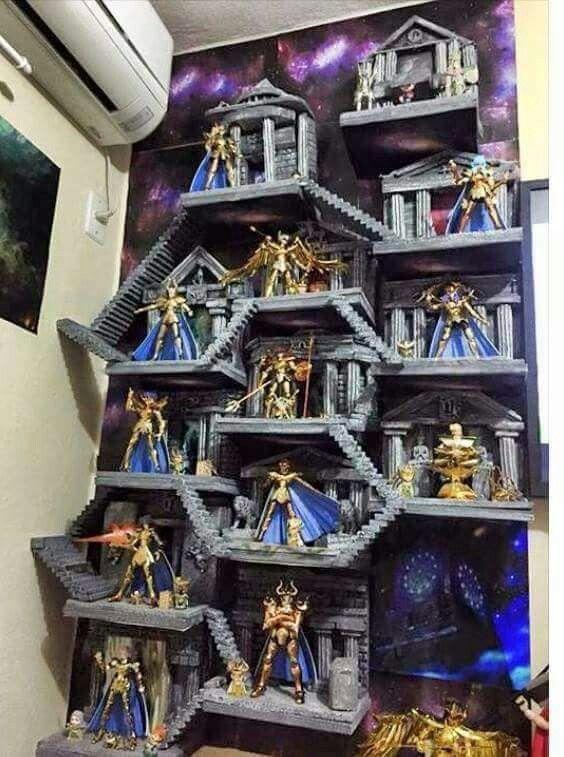 Las doce casas cv zod saint seiya caballeros e seiya caballeros del zodiaco - Casas del zodiaco ...