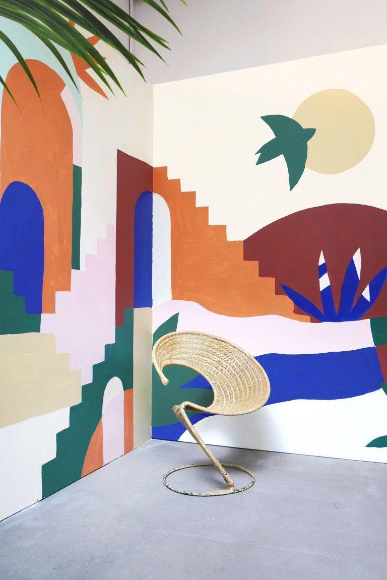 Atelier Noémie Cédille Casa Corona Illustration En 2019
