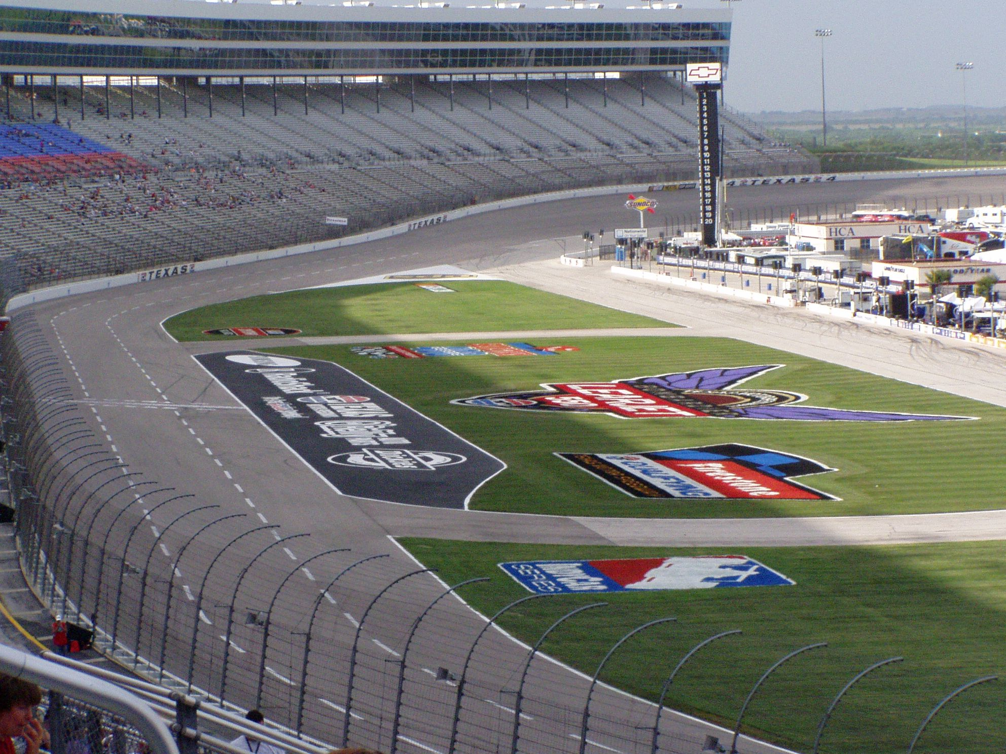 Texas Motor Speedway - Oh how I wish I was there this weekend!