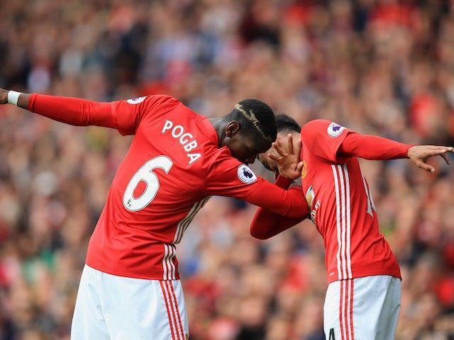 Result: Man United Thrash Leicester To Regain League Form