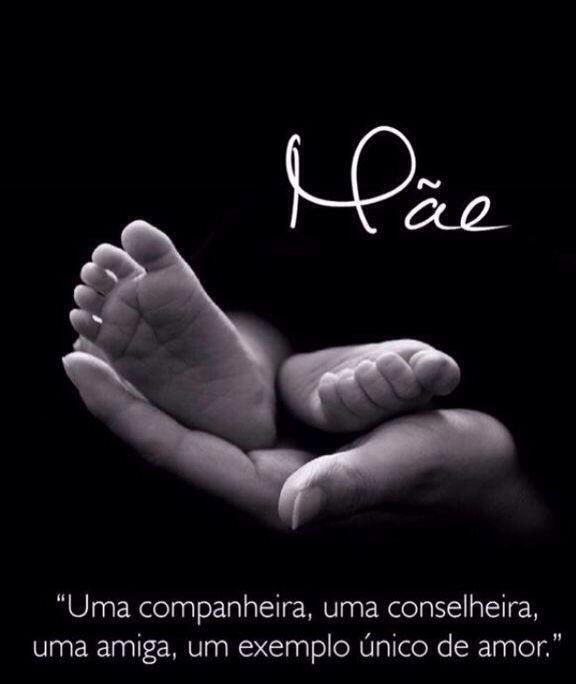 Feliz Dia Das Mães Ser Mãe é Saber Amar Cuidar Sorrir