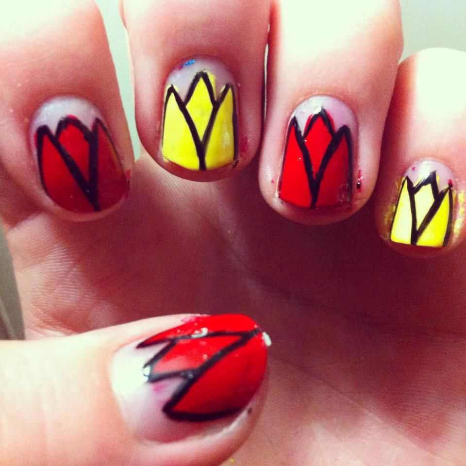 7 Tips For Ocean Chlorine Proofing Your Manicure Nail: Tulip Nails, Nails