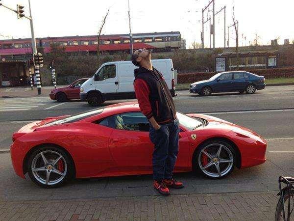 Famous People Who Own Ferraris Ferrari 458 Italia Ferrari 458 Famous People