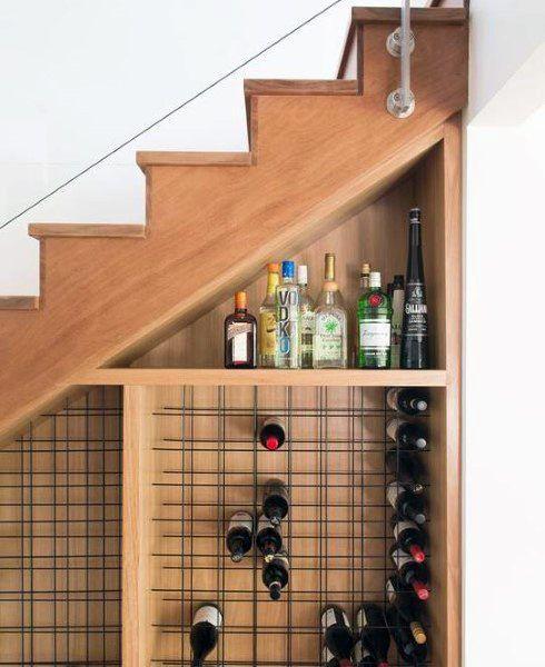 Top 70 Best Home Mini Bar Ideas
