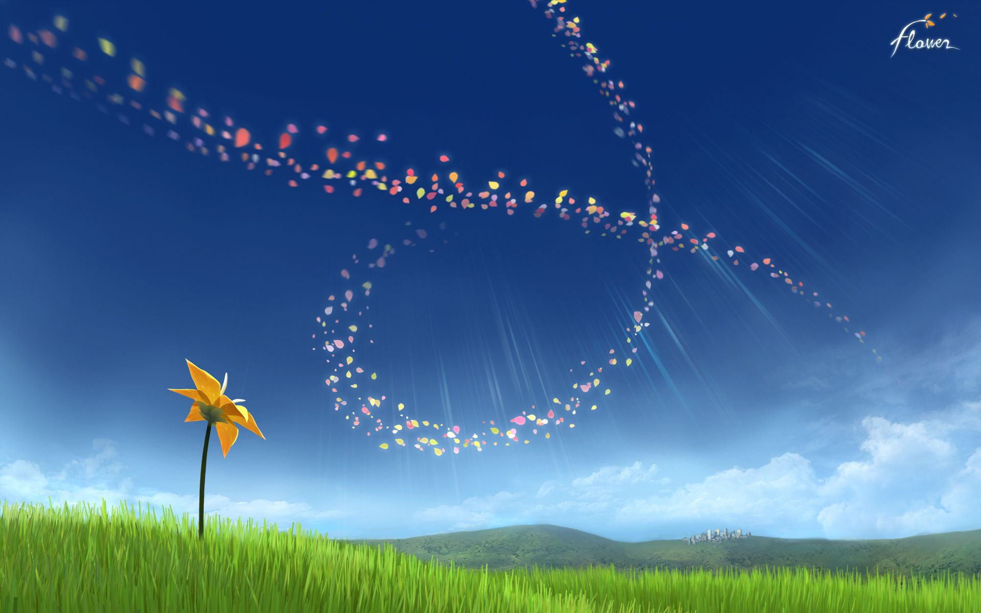 Permalink to Flower Thatgamecompany Wallpaper