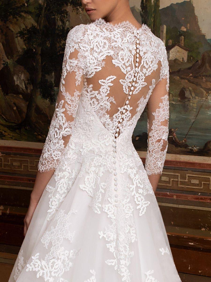 Ara Wedding Dresses Pronovias Wedding Dress Wedding Gown Guide [ 1200 x 900 Pixel ]