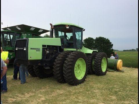 Steiger Panther 1000 Kp 1360 Youtube Big Tractors Tractors