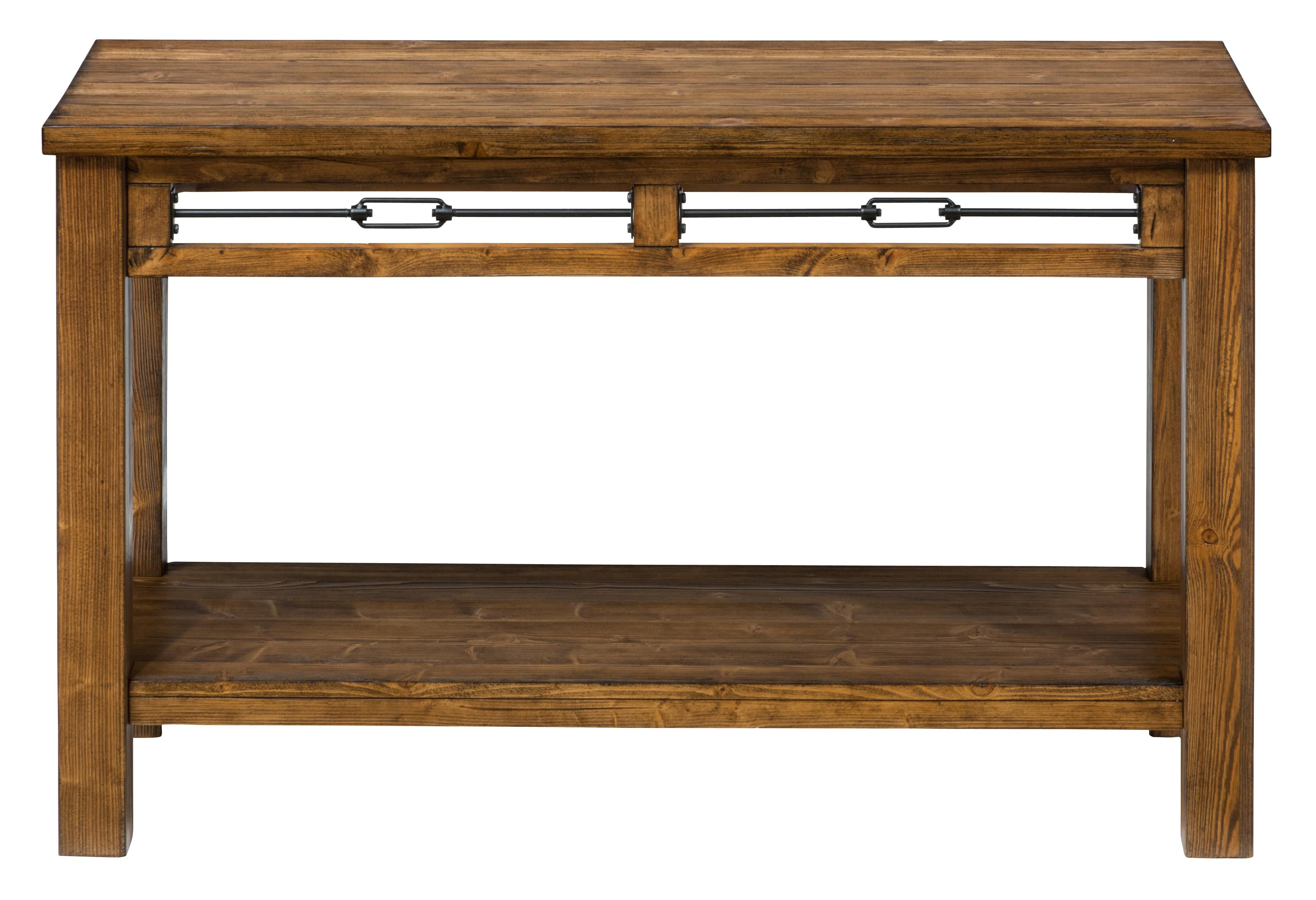San Marcos Rectangle Sofa Table By Jofran City Furniture Sofa Table Table