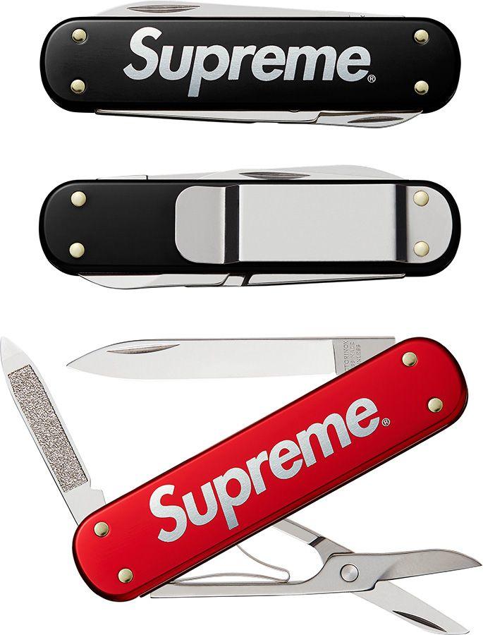 a547bbbd Supreme Supreme/Victorinox® Money Clip | Accessories | Supreme ...