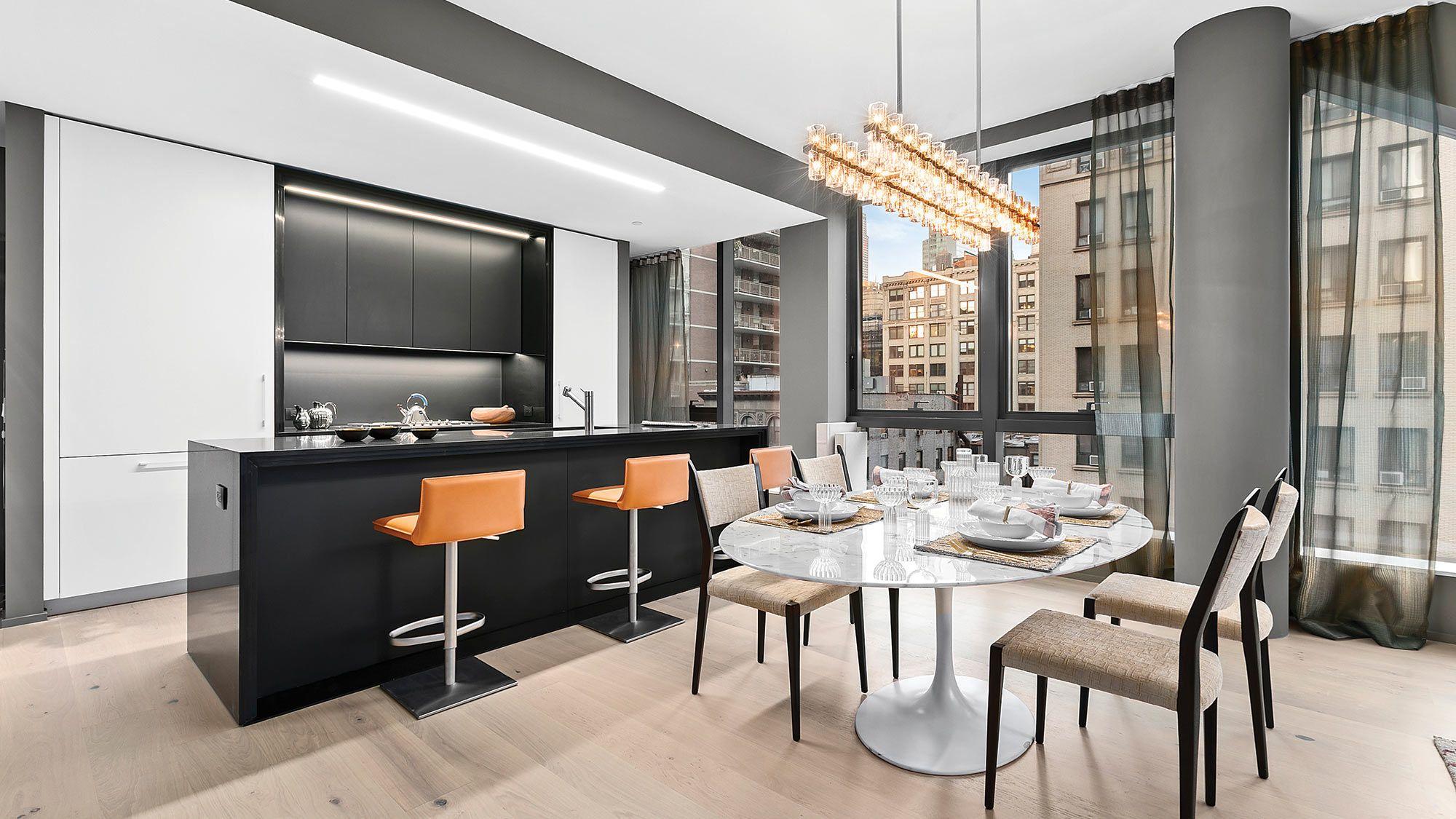 Luxury Manhattan Condos Oma Architecture 121 E 22nd
