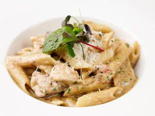 mushroom pasta under 600 calories healthy living pinterest
