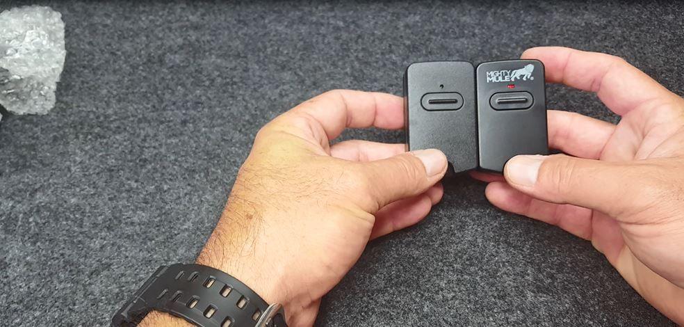 Gto Mighty Mule Rb741 Fm135 Compatible Remote Gto Remote Remote Control