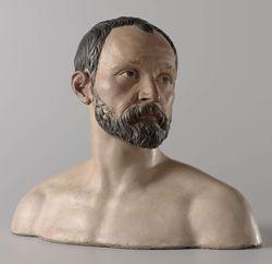 Jan Gregor van der Schardt, Zelfportret (1573)