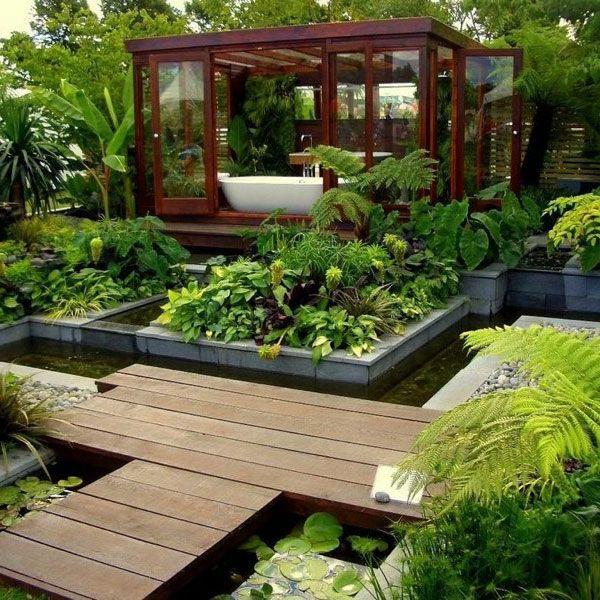 Der Gartenpavillon - Luxus oder Selbstverständlichkeit? Pinterest
