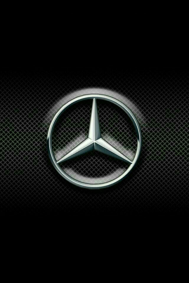 Mercedes Logo Iphone xs max mercedes amg wallpapers