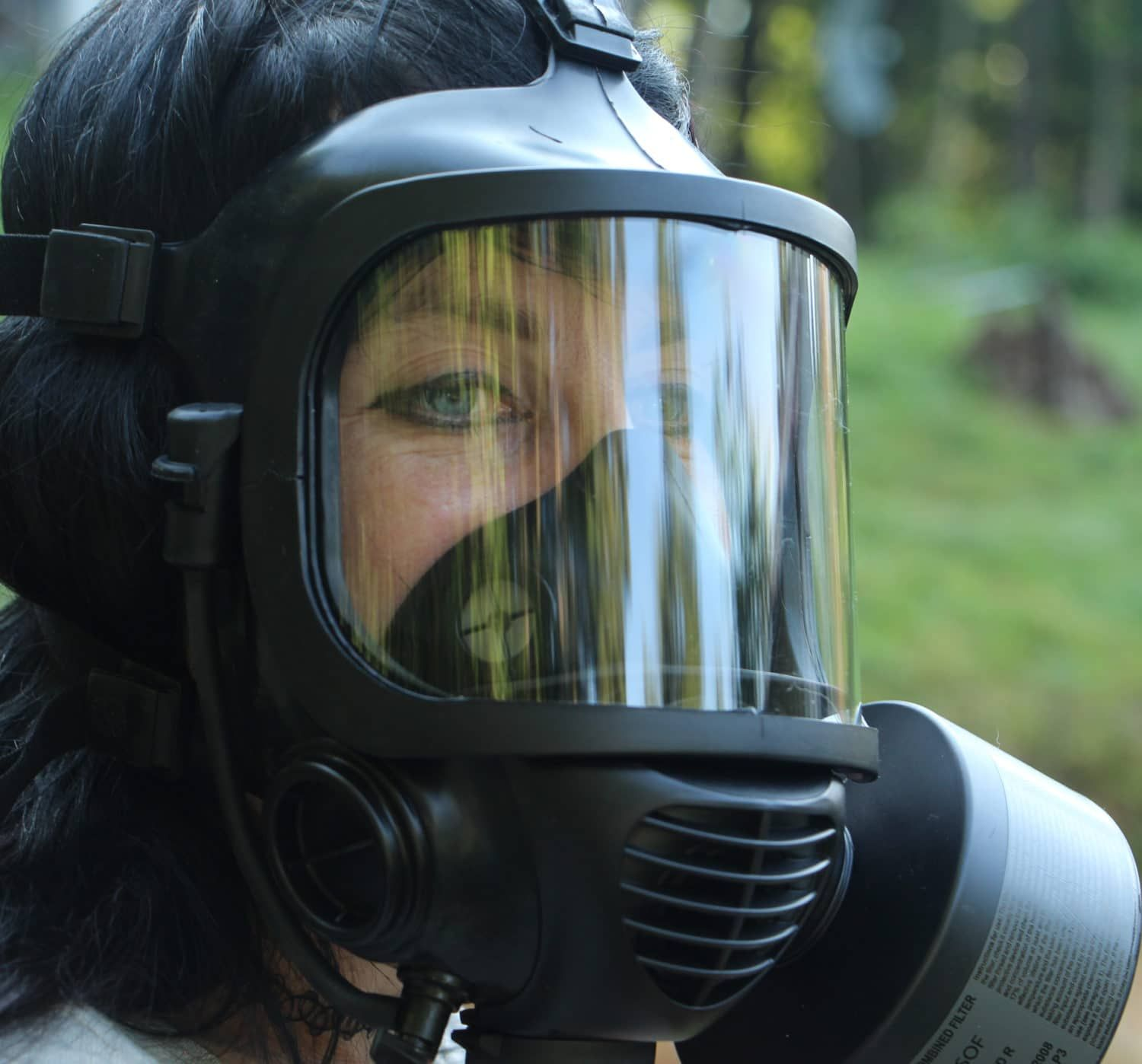 Mira Safety CM6M Gas Mask Review Backdoor Survival in