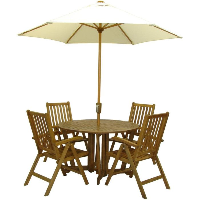 Find The Perfect Garden Dining Sets For You Online At Wayfair.co.uk.
