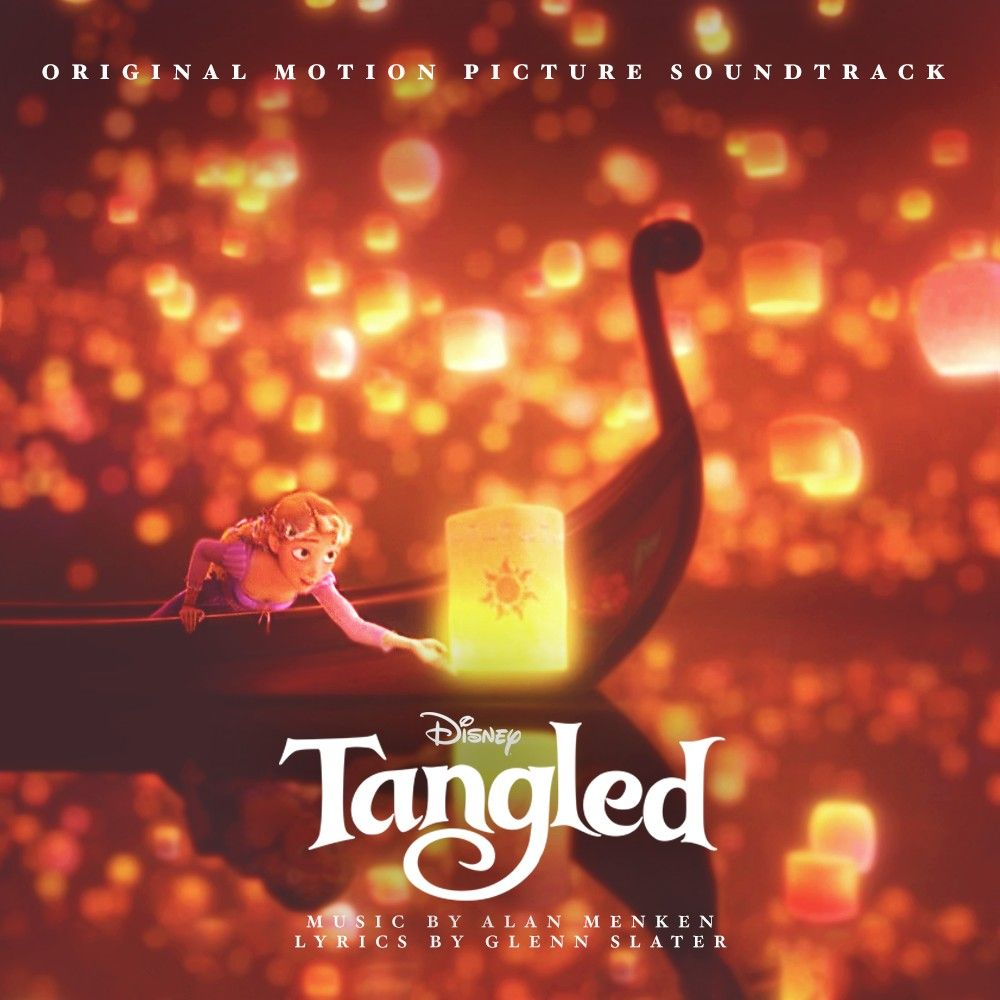Tangled Music from the Motion Picture Soundtrack