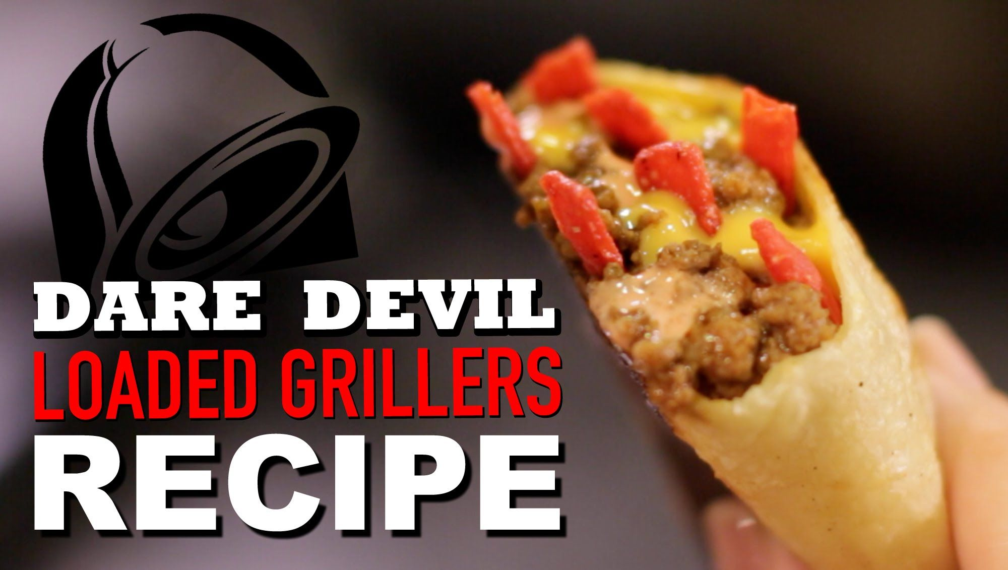 Taco bell dare devil loaded grillers recipe hellthyjunkfood my taco bell dare devil loaded grillers recipe hellthyjunkfood forumfinder Image collections
