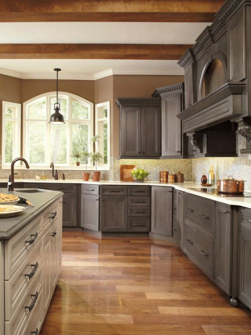 houseandhomepics: kitchen by Thomas Home Center http://www.houzz.com ...