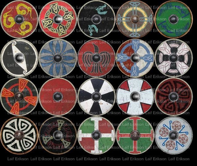Image result for authentic viking shield | Vikings ...