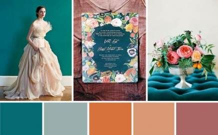 44 Ideas Wedding Colors Teal Copper Turquoise For 2019