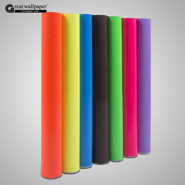 16 83 Buy Here Https Alitems Com G 1e8d114494ebda23ff8b16525dc3e8 I 5 Ulp Https 3a 2f 2fwww Aliexpress Com 2fitem 2fpvc Solid Color Wallpaper Waterproof B