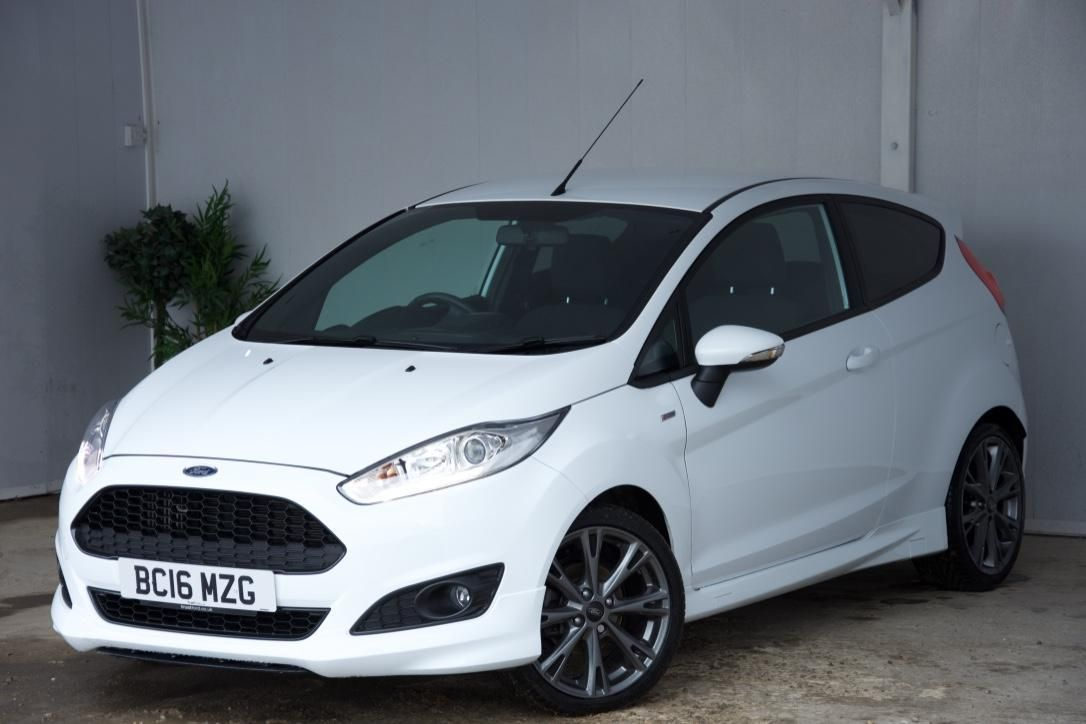 Check Out This Fast Ford Ford Fiesta 1 0t 125ps Ecoboost S S 2016 75my St Line Ford Fiesta St Ford Ford Fiesta