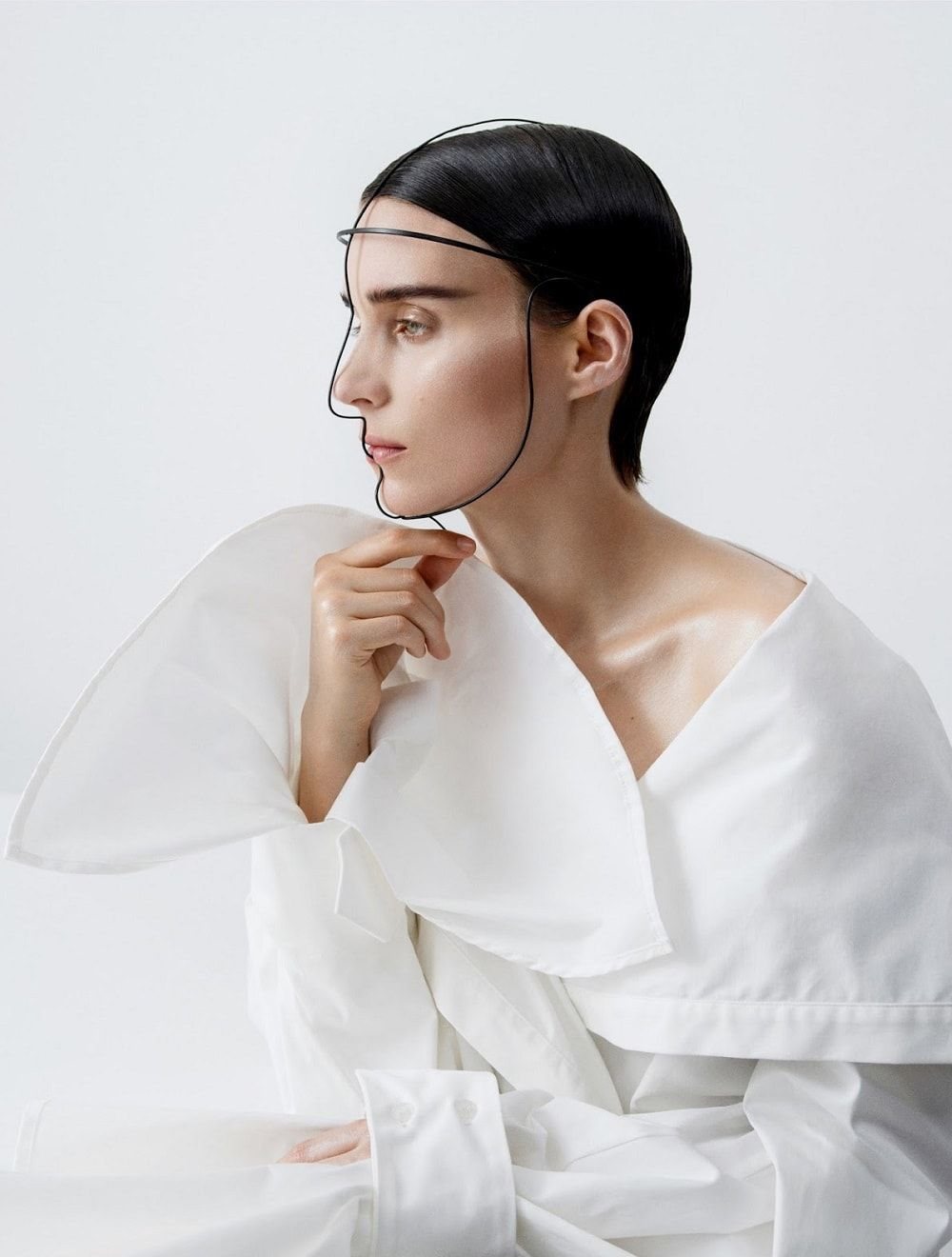 Rooney Mara by Tim Walker for Another Magazine Fall-Winter 2017