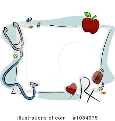 Royalty Free Rf Medical Clipart Illustration 1084075 By ...
