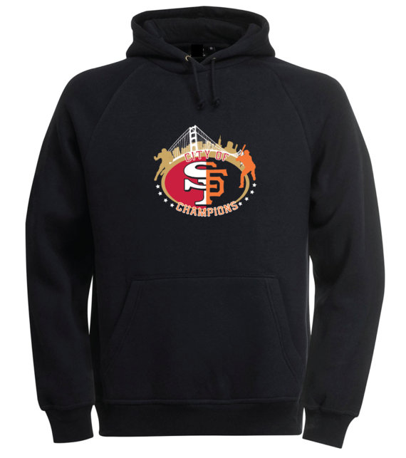San Francisco 49ers YOUTH BOYS Sweatshirt Classic Logo
