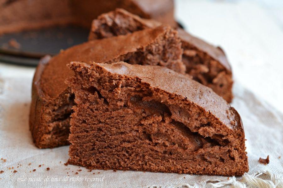 Torta amaretti e cioccolato bimby   Cake