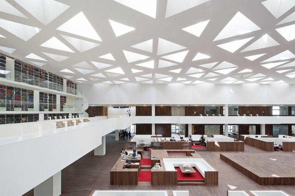 Claus En Kaan Architecten Erasmus University Medical Centre Rotterdam The Netherlands