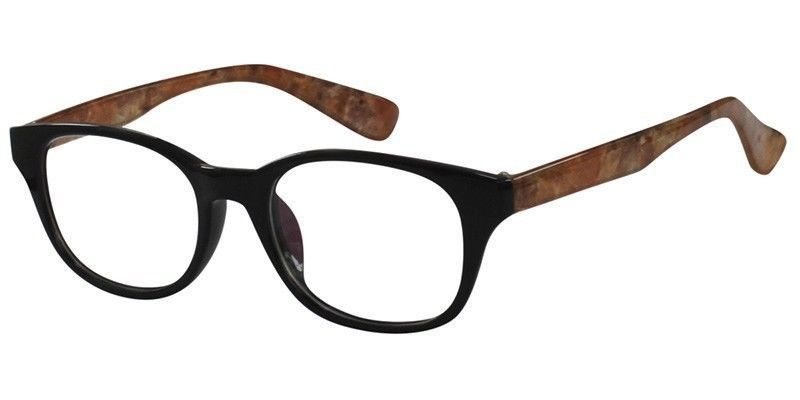 20bf254f15 Womens Mens Prescription Reading Glasses Wayfarer Black Brown Readers  Cheaters