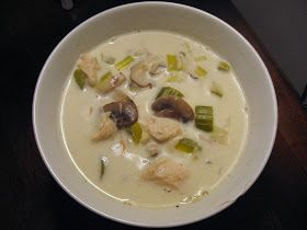 Gypsy Slow Down: Chicken Leek Stew and Charlie