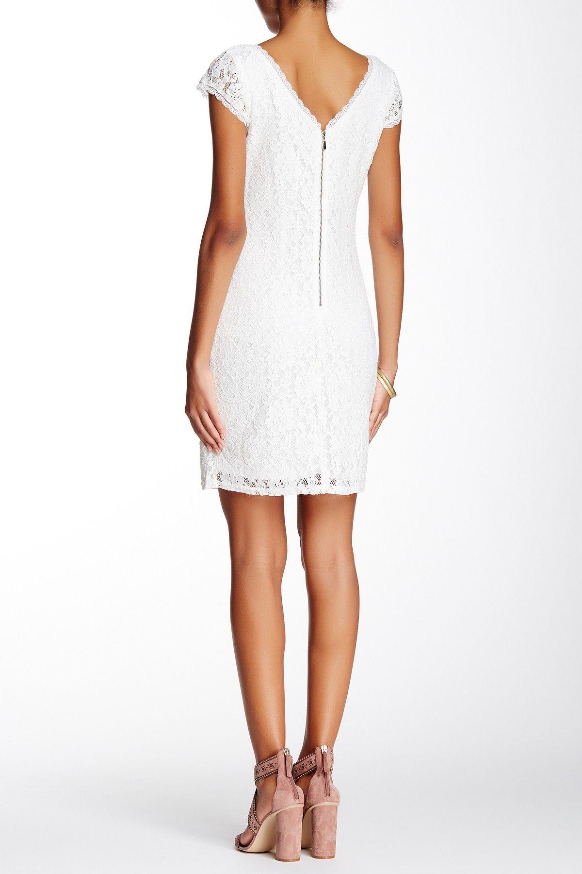 Laundry V Back Lace Mini Dress Petite Nordstrom Rack Petite Dresses Mini Dress Dresses [ 1800 x 1200 Pixel ]