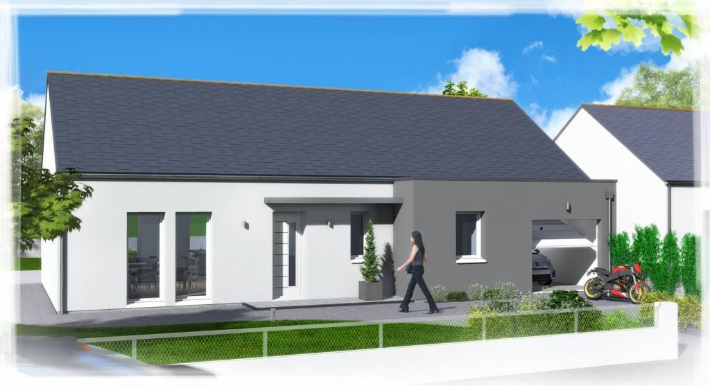 Les maisons TALINE de 116 m² habitables à toit ardoise, résidences d