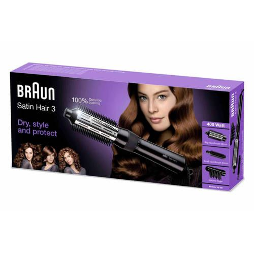 Satin Hair 3 As330 Krulborstel With Images Hair Packaging Design Inspiration Packaging Design