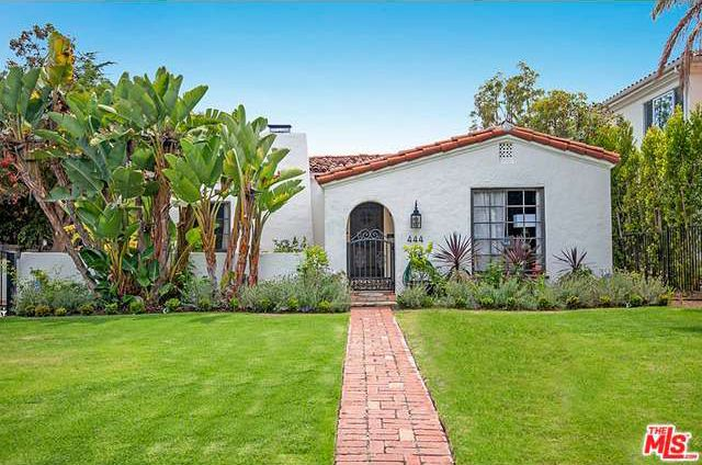 The 10 Most Expensive Places To Buy A House In Los Angeles Spanish Style Homes Los Angeles Homes Spanish Exterior