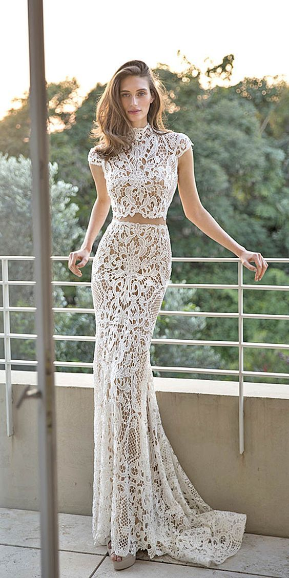 Style & Design Gallery: 50 Most Elegant Wedding Dresses | Style ...