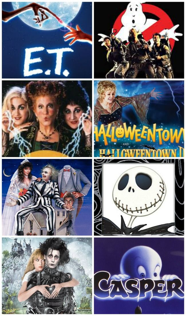 20+ Family and Kid Friendly Halloween Movies Kid