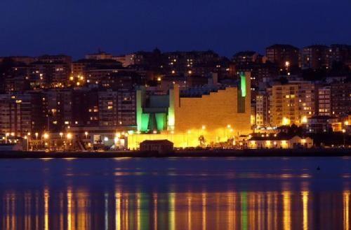 Palacio de Festivales #Santander #Cantabria #Spain #Travel