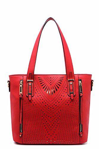 eb52bedc571 MKF Collection Faye Drive Laser Cut Handbags by Mia K. Farrow ...